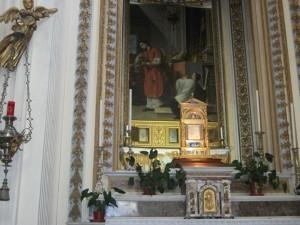 Cappella del Miracolo - Bolsena